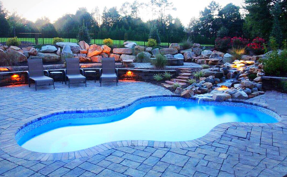 Poolscapes Of Charlotte Is The Premier Fiberglass Pool Builder In Nc