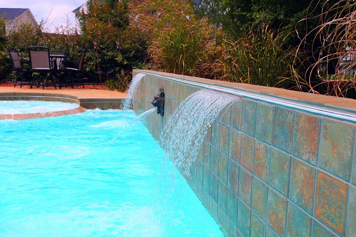 Our Work Poolscapes Of Charlotte The Premier Fiberglass